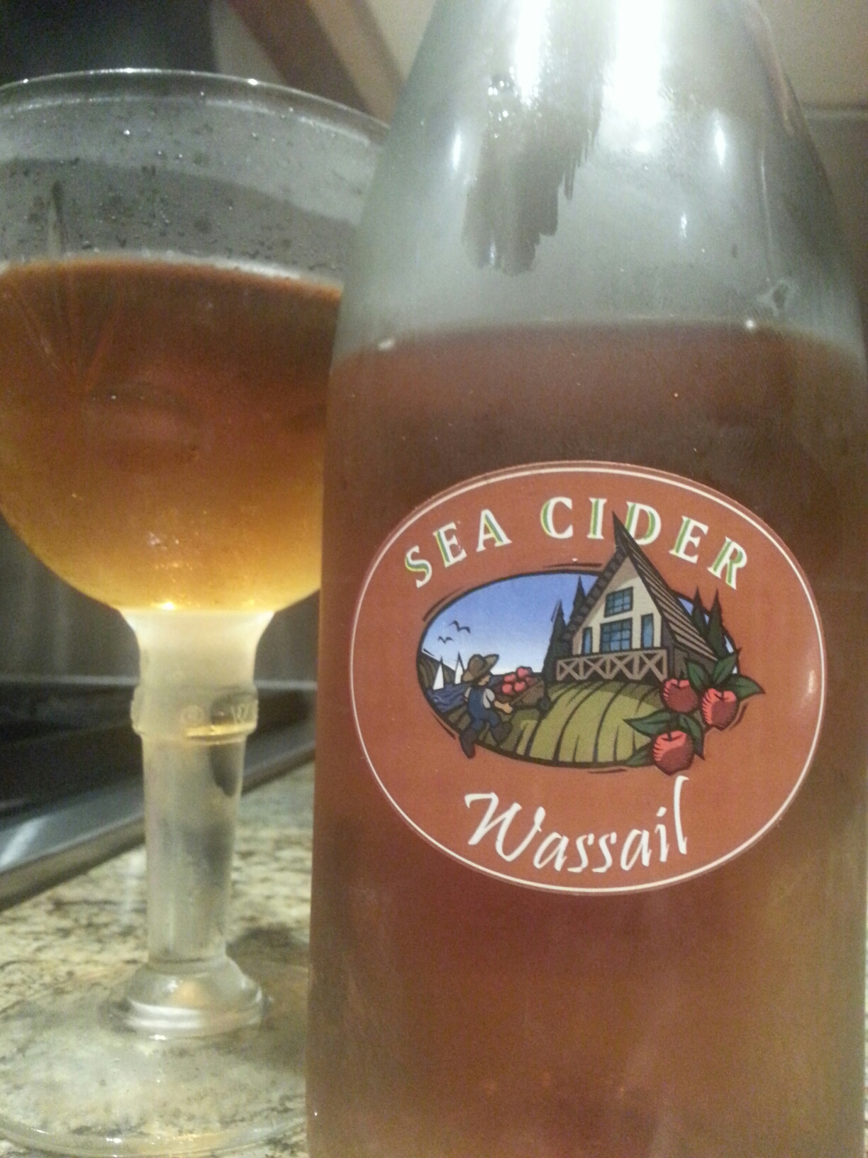 Wassail – Sea Cider (Saanichton, BC, Canada) | Justintoxicated.